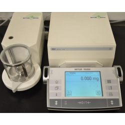 Mettler-Toledo MX5 Microbalance 5.100000g