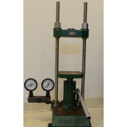 Carver Model Mini C, 12 Ton Hydraulic Press