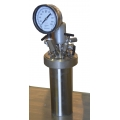 Parr 2 Liter Stainless Steel Reactor 1900 PSI